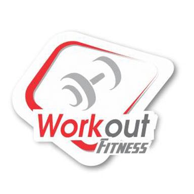 Logo Academia Workout Fitness