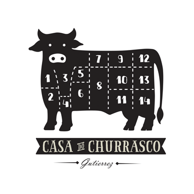 Logo Casa do Churrasco Gutierrez