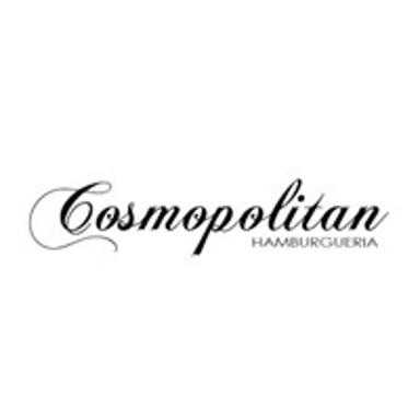 Logo Cosmopolitan Hamburgueria