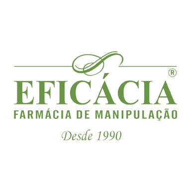 Logo Eficácia Farmácia de Manipulação