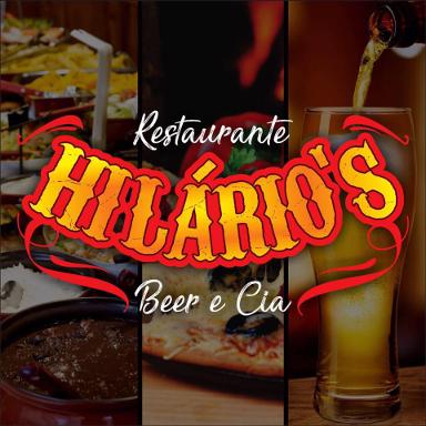 Logo Hilários Beer e Cia
