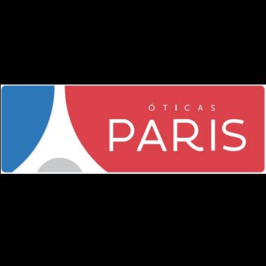 Logo Óticas Paris