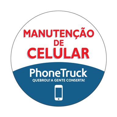 Logo Phone Truck Celulares