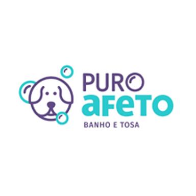 Logo Puro Afeto - Pampulha