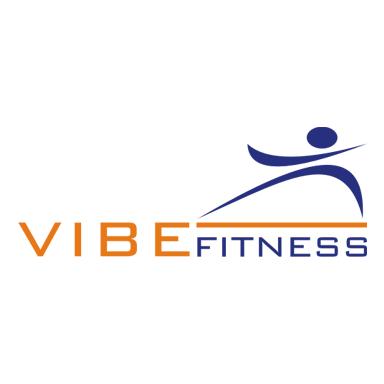 Logo Vibe Fitness Academia