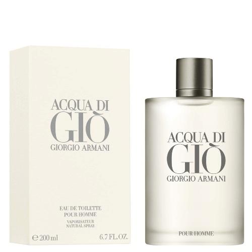 Acqua Di Giò Homme Giorgio Armani - Perfume Masculino - Eau de Toilette - 200ml