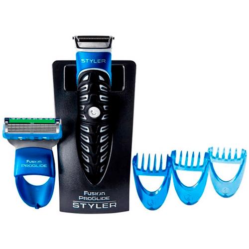 Aparelho De Barbear Gillette Fusion ProGlide Styler 3 Em 1