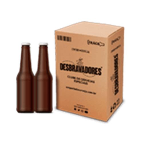Assinatura Clube Desbravadores - 2 cervejas por mês