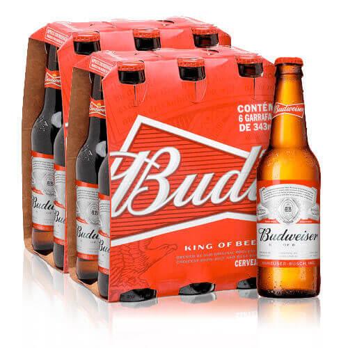 Assinatura Clube do Empório - Budweiser 343ml