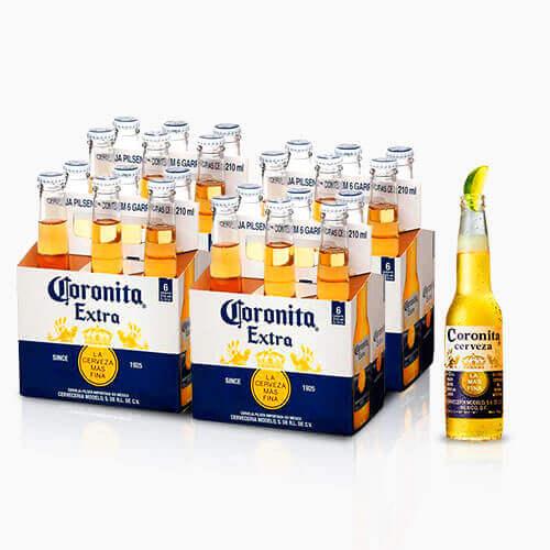 Assinatura Corona Beach Club - Corona Extra 355ml