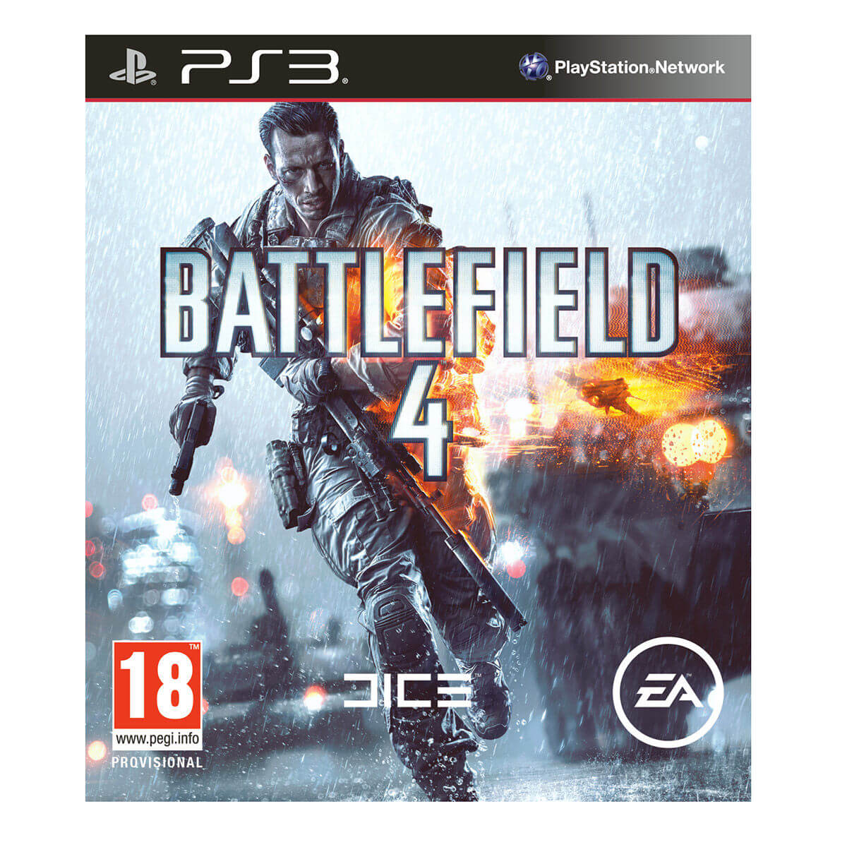 Battlefield 4 para Playstation 3 - EA Games