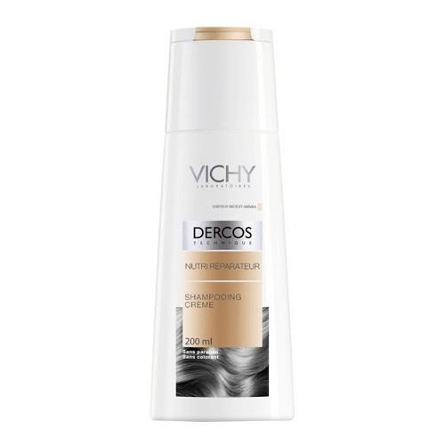 Dercos Shampoo Nutri-Reparador Vichy - Shampoo Hidratante - 200ml