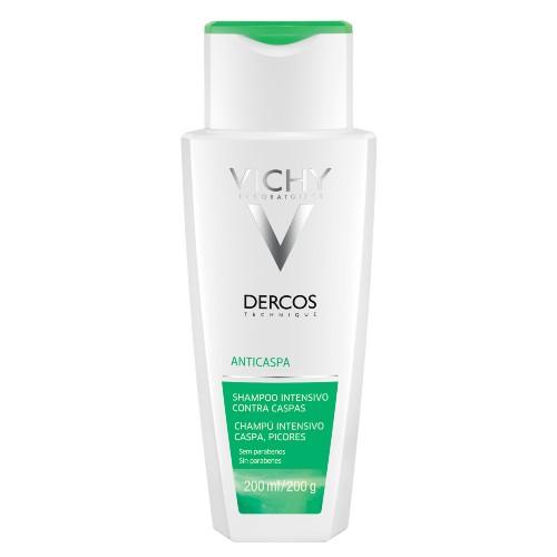 Dercos Shampoo Sebo-Corretor Vichy - Shampoo para Cabelos Oleosos - 200ml