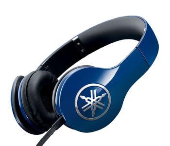 Headphone Yamaha HPH-PRO300 Azul com 53 ohms e Cabo de 1.2M
