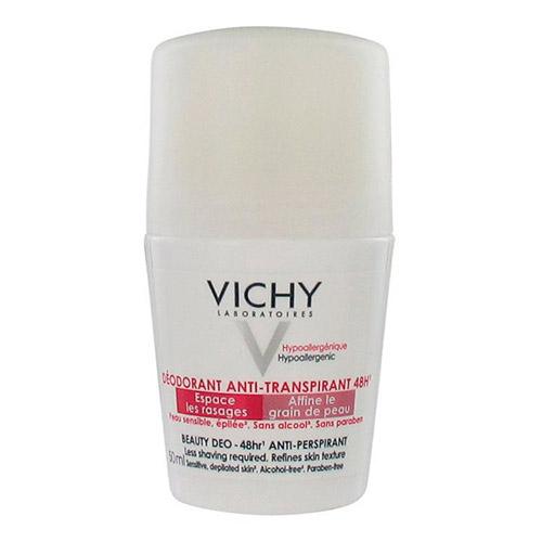 Ideal Finish Rollon Vichy - Desodorante Feminino - 50ml