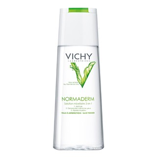 Normaderm Solution Micellaire Vichy - Demaquilante - 200ml