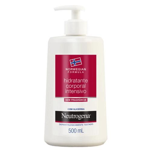 Norwegian Formula sem Fragrância Neutrogena - Hidratante Corporal Intensivo - 500ml