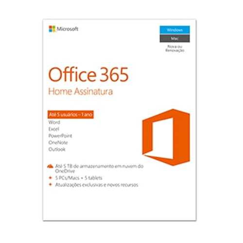 Office 365 Home Anual