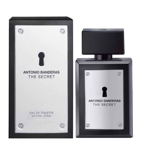 Perfume Antonio Banderas The Secret Masculino Eau de Toilette 100ml