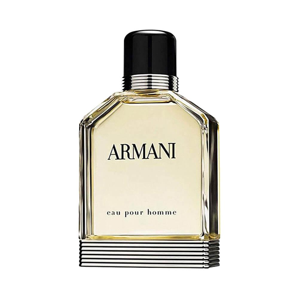 Perfume Armani Eau Pour Homme Masculino Eau de Toilette 100ml