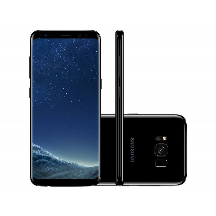 Samsung S8 Plus 64GB Preto