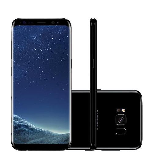 Samsung Galaxy S8 + Gear VR + Carregador Veicular Ultra-Rápido + Frete Grátis + 12% OFF à vista