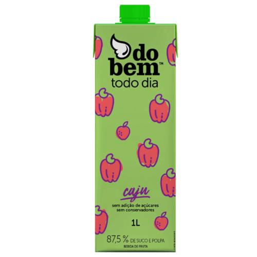 Suco Do Bem Caju Todo Dia 1L